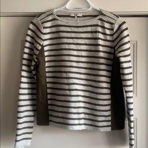 Madewell Shoulder Zip Sweater